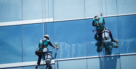 Commercial Window Cleaners London Crystal Clear Windows