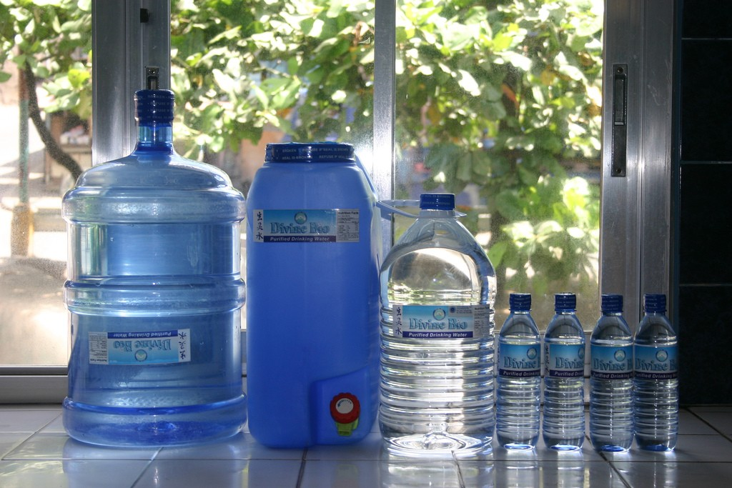 Purified Water Suppliers London